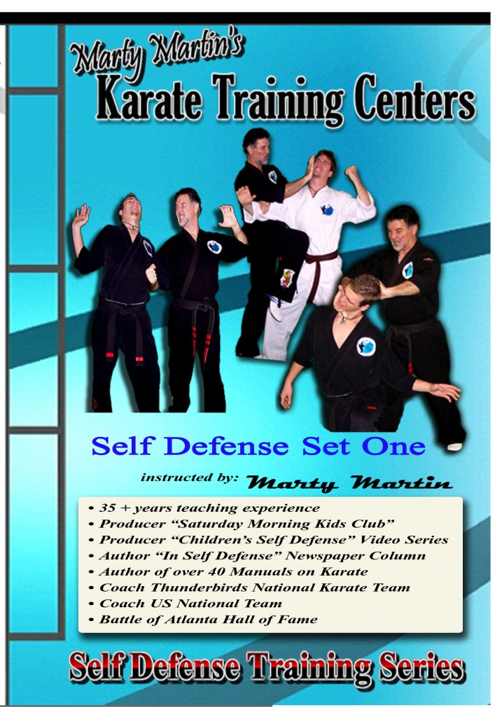 Self Defense Set One - Beginner (20 videos)